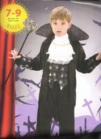 vampire panoplie 7/9 ans halloween deguissement panoplie